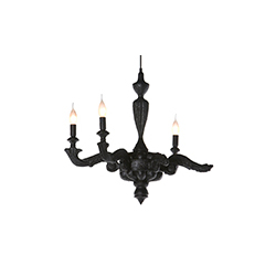 烟吊灯 smoke chandelier 马腾·巴斯 Maarten Baas