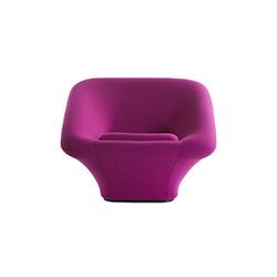 巢扶手椅 nest armchair 爱迪佛脱 artifort品牌 Pierre Paulin 设计师