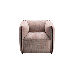 米娅单座沙发 mia 1-seater sofa MDF Italia Francesco Beghetto