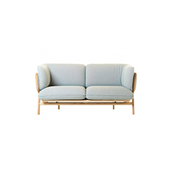 斯坦利双座沙发 stanley 2-seater sofa 卢卡·尼奇托 Luca Nichetto