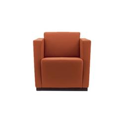 埃尔顿单座沙发 elton 1-seater sofas 万德诺 WALTER KNOLL品牌 Jan Kleihues 设计师