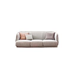 雷东多三座沙发 redondo 3 seat sofa moroso Patricia Urquiola