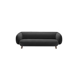 巴塞特四座沙发 basset 4-seater sofa 伊期克斯&柏林 ISKOS & BERLIN