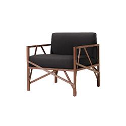 阿特利尔•奥伊 Atelier Oi| 火柴单座沙发 allumette 1-seater sofa