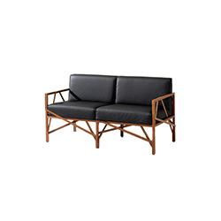 阿特利尔•奥伊 Atelier Oi| 火柴双座沙发 allumette 2-seater sofa