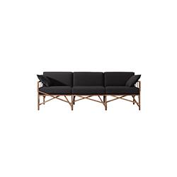 阿特利尔•奥伊 Atelier Oi| 火柴三座沙发 allumette 3-seater sofa