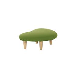 自由脚踏(鹅卵石脚踏) noguch freeform ottoman 维特拉 vitra品牌 Isamu Noguchi 设计师