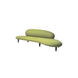 自由沙发(鹅卵石沙发) noguch freeform sofa 维特拉 vitra品牌 Isamu Noguchi 设计师