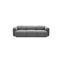 膨胀三座沙发 swell 3-seater sofa 琼斯·维格 Jonas Wagell