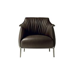 阿奇博尔德椅 archibald chair poltrona frau