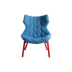 树叶单座沙发 foliage 1-seater sofa 卡特尔 kartell品牌 Uroquiola Patricia 设计师