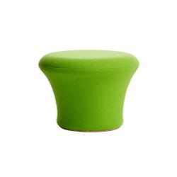 蘑菇墩 Mushroom Pouf 爱迪佛脱 artifort品牌 Pierre Paulin 设计师