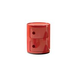 Componibili Storage Module componibili storage module 卡特尔 kartell品牌 Anna Castelli Ferrieri 设计师