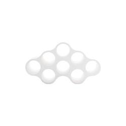云朵书架/八孔书架 cloud bookcase 卡佩里尼 cappellini品牌 Ronan & Erwan Bouroullec 设计师