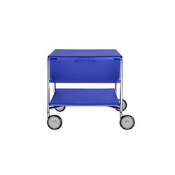 移动储物柜 mobil storage 卡特尔 kartell品牌 Antonio Citterio 设计师