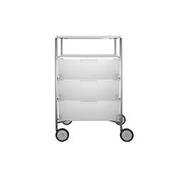 安东尼奥•奇特里奥 Antonio Citterio| 移动储物柜 mobil storage