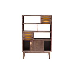 arne vodder书柜 arne vodder bookcase 卡特尔 kartell品牌  设计师