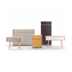 床头柜杂物柜 TV cabinet Treku