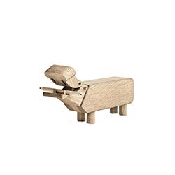 Kay Bojesen 木河马 kay bojesen  wooden hippo 凯·波约森 Kay Bojesen