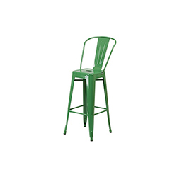 tolix高背吧凳 tolix high back bar stool 沙维尔·帕奥查德 Xavier Pauchard