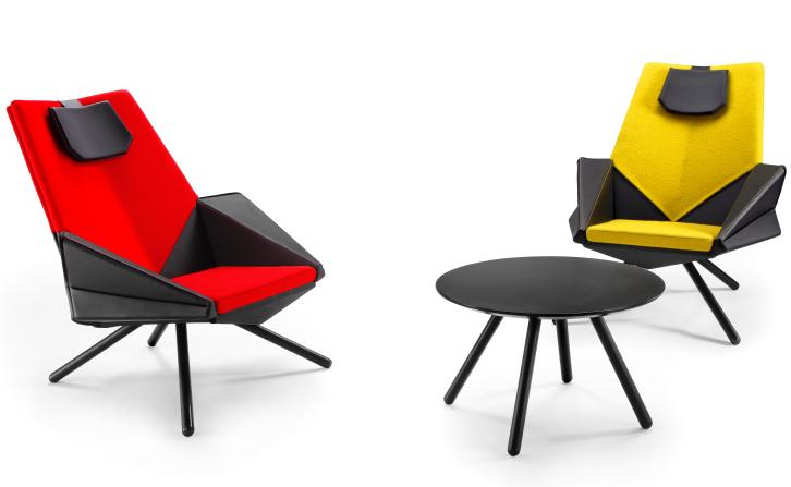Erik Couzy Erik Couzy| 瓦斯卡椅 Vasca Chair