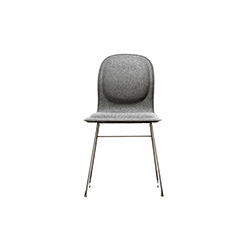 嗨垫 hi pad chair 卡佩里尼 cappellini品牌 Jasper Morrison 设计师