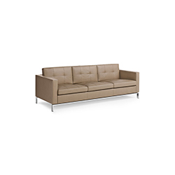 福斯特500-503 沙发 FOSTER500-503 sofa 万德诺 WALTER KNOLL品牌 Norman Foster 设计师