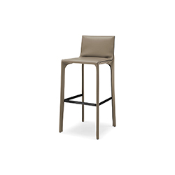 SADDLE吧椅 SADDLE CHAIR 万德诺 WALTER KNOLL品牌 EOOS 设计师