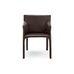 SADDLE餐椅 SADDLE CHAIR 万德诺 WALTER KNOLL品牌 EOOS 设计师
