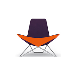 MY 椅 MYchair 万德诺 WALTER KNOLL品牌 Ben van Berkel-UN Studio 设计师