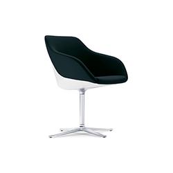 TURTLE 会议椅 TURTLE 万德诺 WALTER KNOLL品牌 PearsonLloyd 设计师