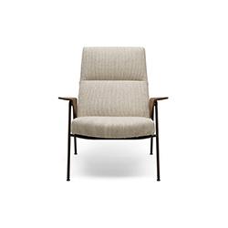 VOTTELER 休闲椅 VOTTELER CHAIR 万德诺 WALTER KNOLL品牌 Arno Votteler 设计师