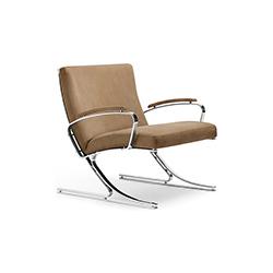 柏林休闲椅 BERLIN CHAIR 万德诺 WALTER KNOLL品牌 Meinhard von Gerkan 设计师