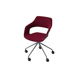欧酷椅 Occo chair 威克汉 Wilkhahn品牌 Markus Jehs & Jurgen Laub 设计师