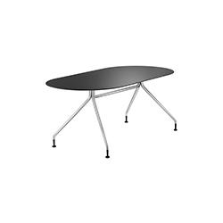 欧酷会议桌 Occo conference table 威克汉 Wilkhahn品牌 Markus Jehs & Jurgen Laub 设计师