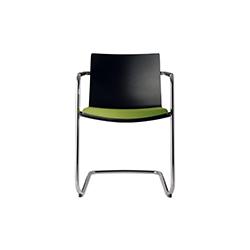 尼奥斯183/3会议椅 Neos 183/3 conference chair 威克汉 Wilkhahn品牌  设计师