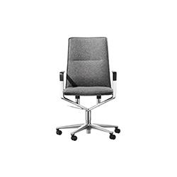 索拉会议椅 Sola conference armchair