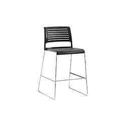 艾琳230/5 吧椅 Aline 230/5 chair 威克汉 Wilkhahn品牌 Andreas Stoeriko 设计师