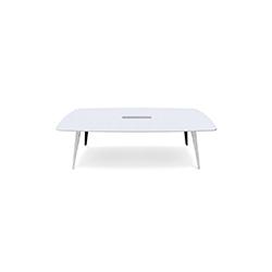 C12系列会议台系列 C12 Conference table 霍尔茨 holzmedia品牌  设计师