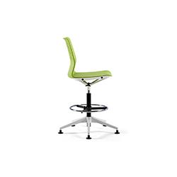URBAN BLOCK高脚会议吧椅系列 URBAN BLOCK high conference chair series 阿特鲁 Actiu品牌 Javier Cunado 设计师