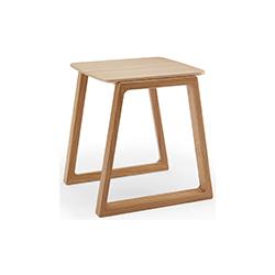 雪橇茶几 Luge Table