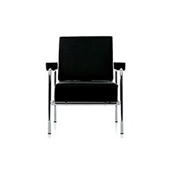 勒·柯布西耶 Le Corbusier| LC13扶手椅 LC13 Armchair