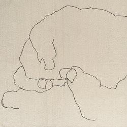 手壁毯 manos rug