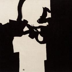 爱德华·奇利达 Eduardo Chillida| 1966年Chillida拼接壁毯 Chillida Collage 1966 rug