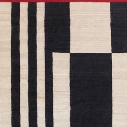混色条纹1拼接地毯 Melange stripes 1 rug 希比拉 Sybilla