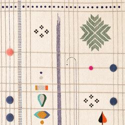 拉巴尼1地毯 Rabari 1 rug 妮帕·多希&乔纳森·莱维恩 Nipa Doshi & Jonathan Levien