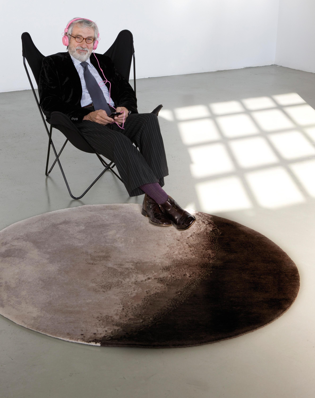 奥斯卡·托斯卡斯·布兰卡 Oscar Tusquets Blanca| 月亮地毯 Luna rug