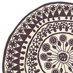 蓝果丽地毯 Rangoli rug 纳尼·马奎娜 Nani Marquina