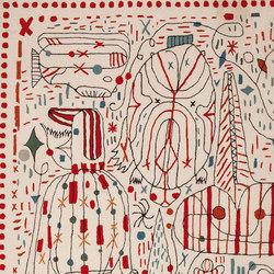 海因X纳尼地毯 hayon x nani rug nanimarquina Jaime Hayon
