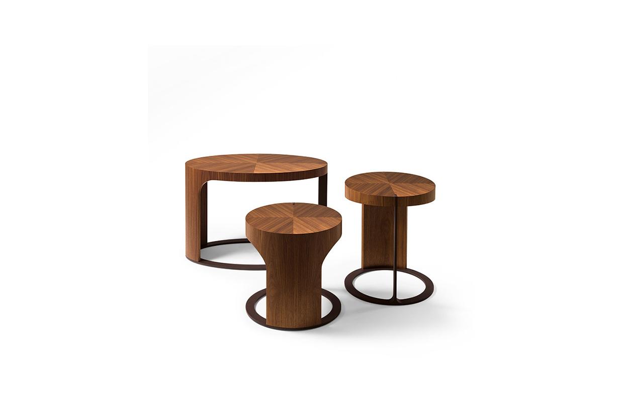 明合文吉 Design MVW  凌 Tables basses Ling